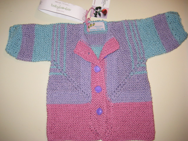 Baby Surprise Jacket Sonoma International Knitting Studio